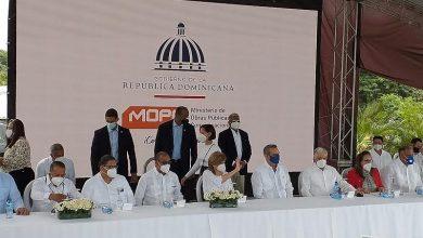 Photo of Presidente Abinader inaugura puente en Puñal, Santiago; entrega áreas del hospital Cabral y Báez