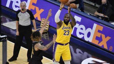 Photo of Lakers suman cuatro triunfos seguidos; superan a Grizzlies