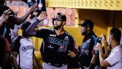 Photo of Los Gigantes del Cibao vienen desde atrás y vencen a las Águilas en juego 2 serie final