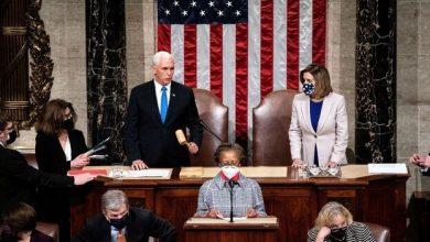 Photo of Congreso de Estados Unidos valida el triunfo de Biden y Trump acepta la transición