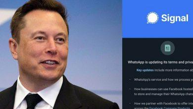 Photo of ¿Qué es Signal, la app que Elon Musk recomienda en vez de WhatsApp?