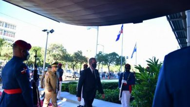 Photo of Luis Abinader llega a la Suprema Corte de Justicia para celebración Día del Poder Judicial