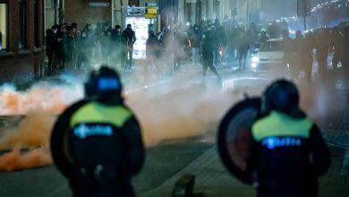 Photo of Coronavirus: tres noches de protestas violentas contra el toque de queda en los Países Bajos