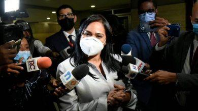 Photo of Pepca interroga a pastora Rossy Guzmán, acusada de ser testaferro del jefe de seguridad de Danilo Medina