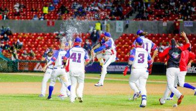 Photo of RD termina invicto 5-0 la regular de Serie del Caribe; venció 3-2 a Colombia