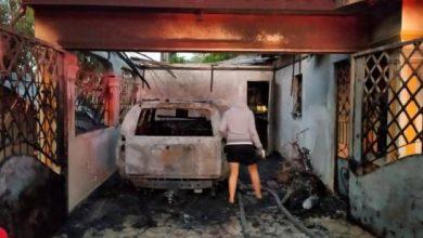 Photo of Familia salva su vida luego que desconocidos incendiaran su casa mientras dormían