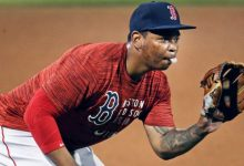 Photo of Devers, en mejor forma, enfocado en defensa