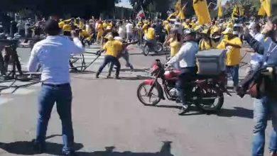 Photo of Disturbios a las afuera del Congreso tras manifestación AFP