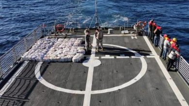 Photo of Incautadas cerca de tres toneladas de cocaína en un barco mercante en España