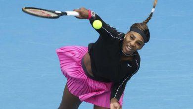 Photo of Serena Williams se pone a tono para el Abierto de Australia