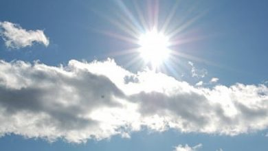 Photo of Pronostican buen tiempo con nublados ocasionales para este jueves