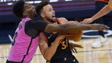 Photo of Curry y los Warriors también pueden con Miami Heat 120-112