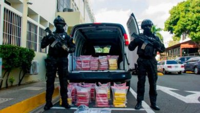 Photo of Apresan a un venezolano y a dos dominicanos con 126 paquetes de presunta cocaína