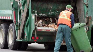 Photo of Un niño escondido en un contenedor de basura casi muere aplastado en EEUU