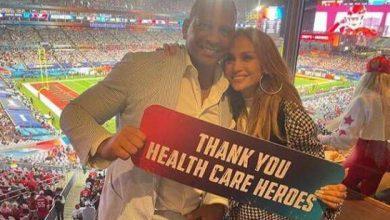 Photo of Tras rumores de infidelidad, Jennifer López y Alex Rodríguez se muestran felices en el Super Bowl