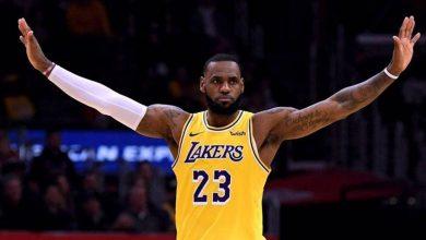 Photo of James se multiplica para los Lakers en el duelo entre Gasol y Rubio
