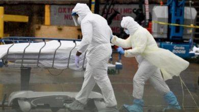 Photo of Salud Pública registra 16 fallecidos por coronavirus en las últimas 24 horas