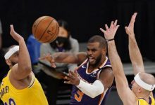 Photo of Suns superan expulsión de Booker, derrotan a Lakers