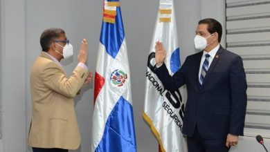 Photo of CNSS juramenta ministro de Salud Pública