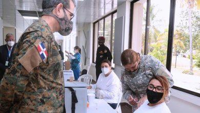 Photo of Comenzó ayer la vacunación a 58,000 militares