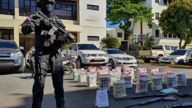 Photo of Desmantelan banda que enviaba droga a Puerto Rico; ocupan 150 paquetes de cocaína