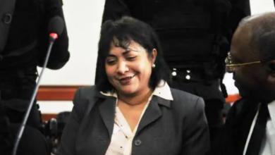 Photo of Marlin Martínez salió del país la madrugada del sábado