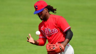 Photo of Odúbel disputa su 1er juego desde arresto