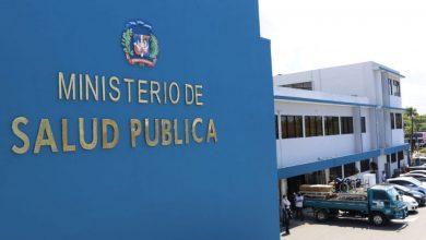 Photo of Salud Pública reporta 401 casos nuevos de coronavirus