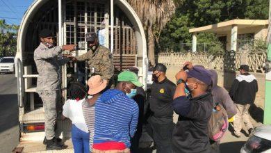 Photo of Detienen a 60 haitianos indocumentados en Navarrete