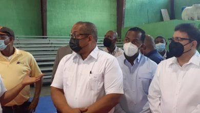 Photo of Ministerio de Deportes promete reparar y construir instalaciones en SDO