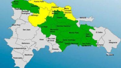 Photo of 16 provincias en alerta por sistema frontal ante continuación de las lluvias