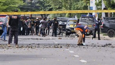 Photo of 20 heridos tras ataque suicida en Indonesia