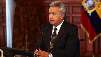 Photo of Ecuador: partido de gobierno expulsa a presidente Moreno