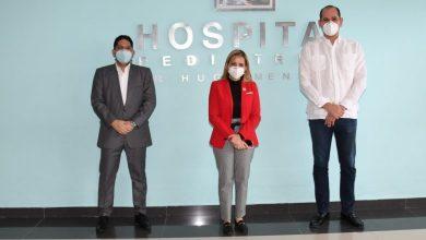 Photo of Director de Promese/Cal inspecciona centro de vacunación en Hospital Hugo Mendoza