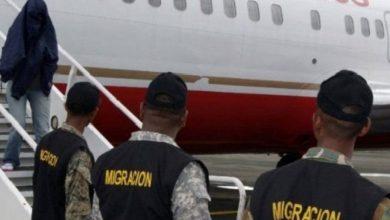 Photo of 20 de 43 deportados hoy por EEUU a RD cumplieron condenas por posesión y tráfico de drogas
