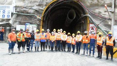 Photo of Comisión de Energía y Minas visita la mina Cerro de Maimón