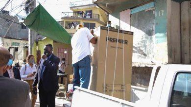 Photo of CONANI y el INAVI van en auxilio de familia de escasos recursos en Herrera
