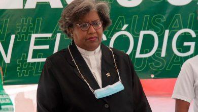 Photo of Pastora cristiana apoya la lucha por las tres causales