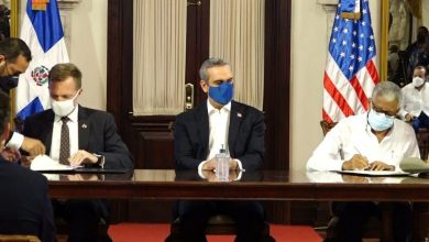 Photo of EEUU ofrece apoyo a Gobierno dominicano para combatir la corrupción