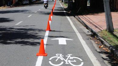 Photo of Conductores no respetan la ciclovía de la Bolívar; se registra incidente entre ciclista y chofer