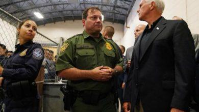 Photo of Los arrestos de migrantes en la frontera de EE.UU. llegan a su mayor nivel en 20 años