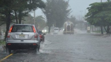 Photo of Aguaceros con tormentas eléctricas por efecto de vaguada este jueves