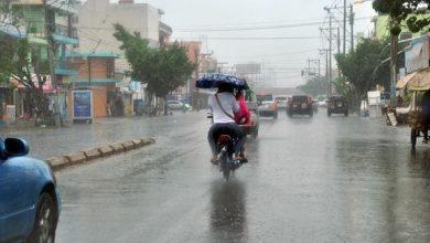 Photo of Meteorología prevé chubascos aislados para este martes