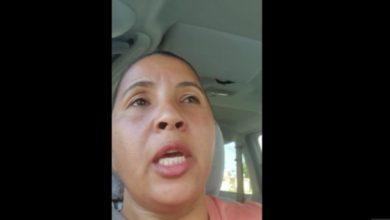Photo of Mujer denuncia que Fiscalía de Monte Plata supuestamente mantiene hombre detenido injustamente