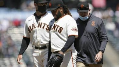 Photo of Johnny Cueto a lista de lesionados de S.F.
