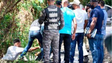 Photo of Hallan otro hombre muerto dentro de un saco en Santiago