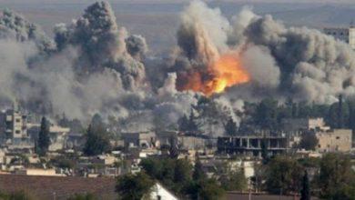 """Photo of Rusia dice haber matado a """"unos 200 combatientes"""" en un bombardeo en Siria"""