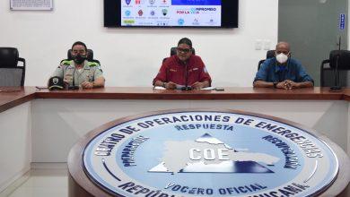 Photo of COE aumenta provincias en alerta