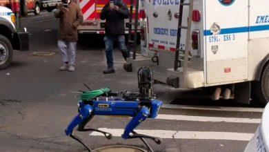 Photo of Aumenta presencia de perros robots policías en calles NYC