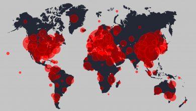 Photo of El mundo supera los 130 millones de casos y la curva de contagios sigue subiendo